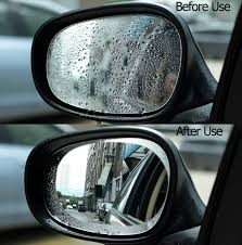 Film protector pentru oglinda retrovizoare, anti ceață, set de 2 bucăți imagine techstar.ro 2021