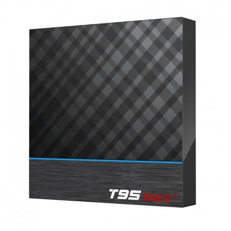 Smart TV Box Mini PC Techstar® T95 Max Plus, Android 9, 4GB + 32GB ROM, 8K HDR ,WiFi 5GHz, Amlogic S905X3