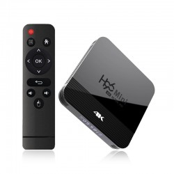 Smart TV Box Mini PC Techstar® H96 Mini H8, Android 9, 2GB + 16GB ROM, 4K HDR ,WiFi 5GHz, RK3328A