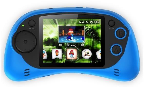 Consola jocuri portabila Serioux, ecran 2.7, 200 jocuri incluse