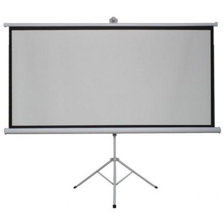 Ecran de Proiectie cu Trepied, Format 16:9, Diagonala 213.36 cm