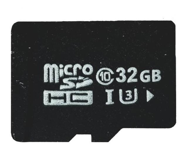 Card memorie Micro SD 32Gb, Clasa de viteza 10 imagine techstar.ro 2021