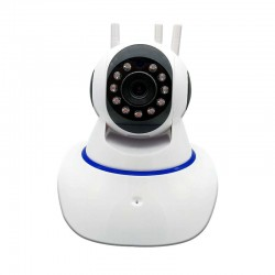 Camera Supraveghere interior, IP, 2MP, FULL HD, zi, noapte, WIFI, Micro SD, Cloud, alarma, urmarire automata
