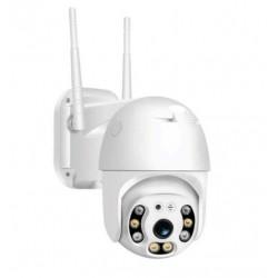 Camera Supraveghere, PTZ, FULL HD, 2MP, Vedere color noaptea, WIFI, Micro SD , Rotire, Detectie forma umana
