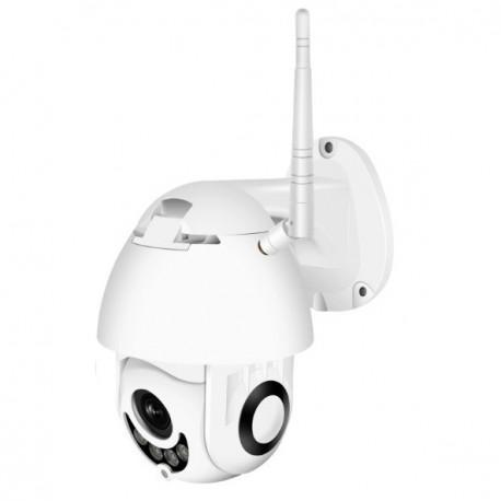 Camera Supraveghere, PTZ, 1080P, WIFI, Micro SD , Rotire, Alarma miscare, Interior si Exterior