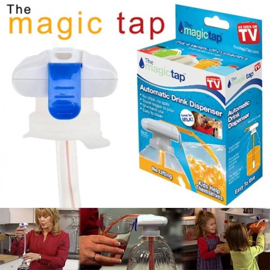 Dozator automat pentru bauturi, capac universal imagine