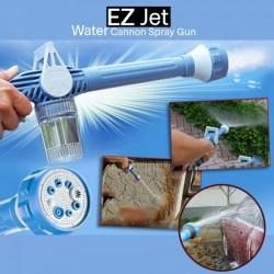 Dispozitiv de stropit cu dispenser detergent, pentru gradina, masina, casa