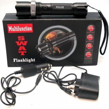 Lanterna Tactical Swat, 180 lumeni