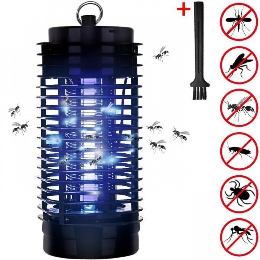 Aparat electric cu lampa UV imagine techstar.ro 2021