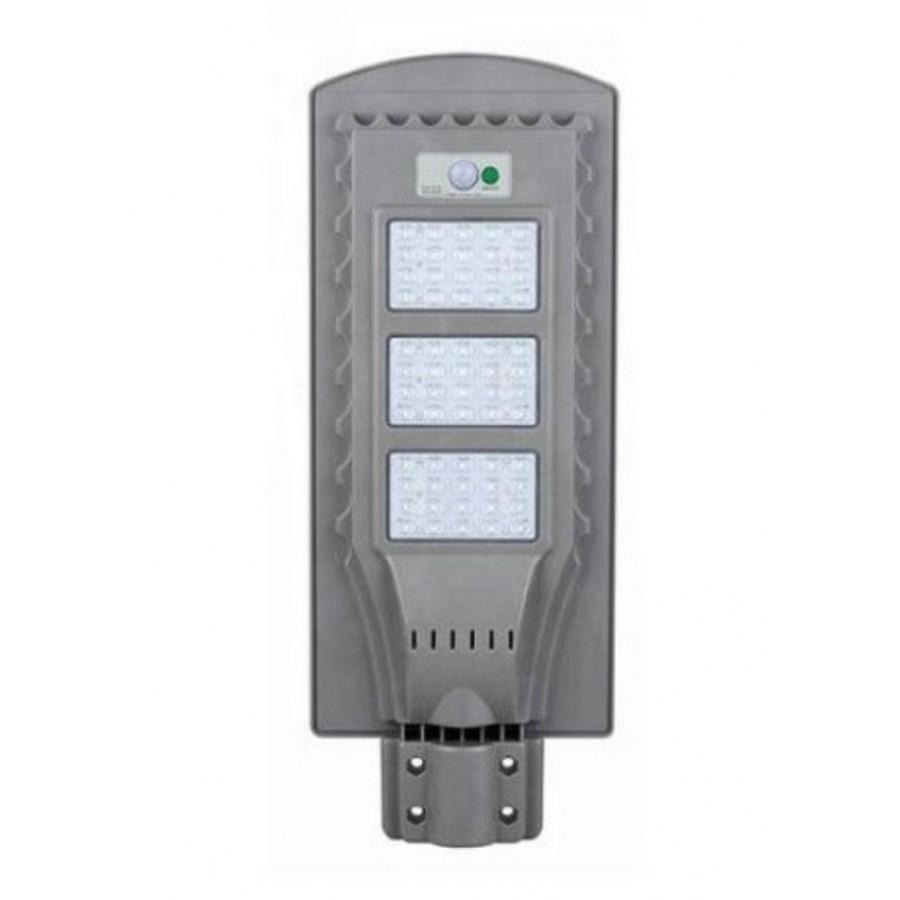 Lampa stradala 90W cu panou solar, acumulator, senzor de miscare,suport de prindere inclus imagine techstar.ro 2021