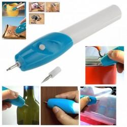 Creion pentru gravat pe sticla, ceramica, plastic, lemn si metal
