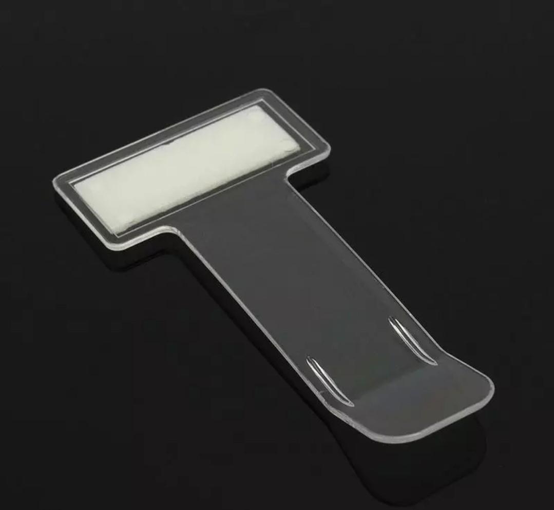 Suport/ clema parbriz pentru tichet de parcare, vigneta, autorizatii, numar telefon + CADOU imagine techstar.ro 2021