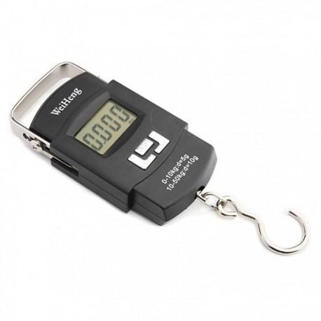 Cantar electronic Digital Portabil Capacitate 50kg pe Baterii