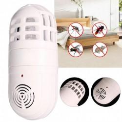 Dispozitiv anti tantari sau insecte cu ultrasunete si lumina UV