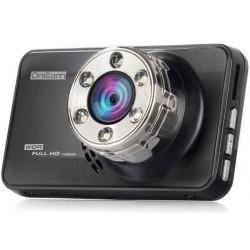 Camera Video Auto Novatek T638 FullHD 5 Mega Pixeli cu 6 Leduri Infrarosu si Unghi de 170°