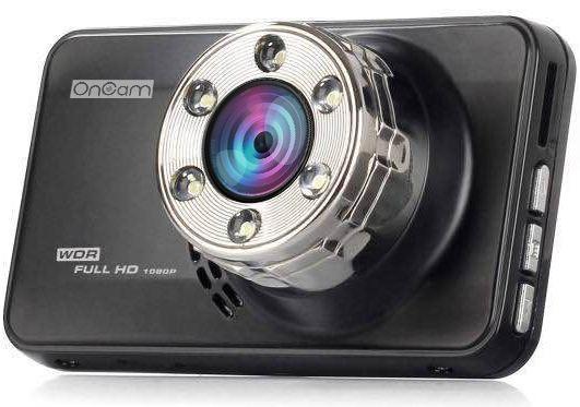 Camera Video Auto Novatek T638 FullHD 12 Mega Pixeli cu 6 Leduri Infrarosu si Unghi de 170°