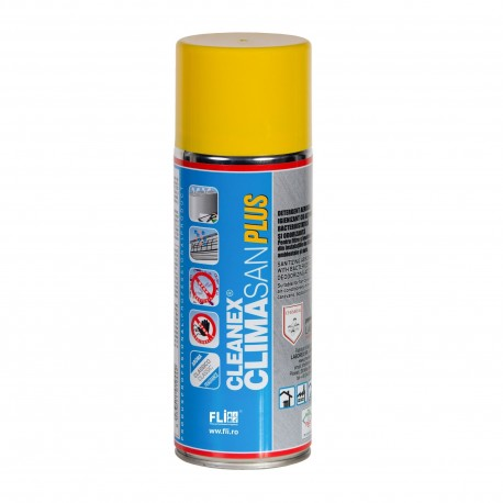 Spray dezinfectant pentru aer conditionat si clima auto , Chemstal Climasan Plus Spray 400 ml