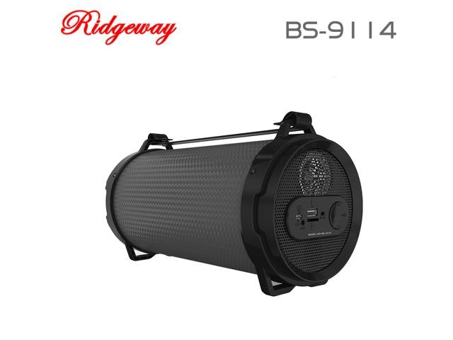 Boxa Portabila Bluetooth Ridgeway BS-9114/black