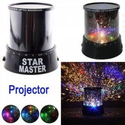 Set 2 lampi proiector stele