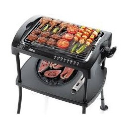 Gratar electric tip grill barbeque Sinbo, 2000 W, termostat,
