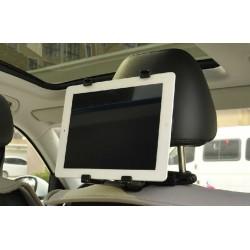 Copiii pot privi filme în mașină - Suport auto de tabletă - cu mecanism de fixare pe tetieră + CADOU