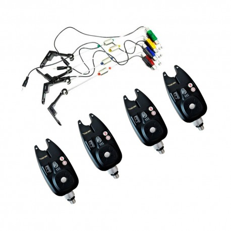 Set 4 Avertizori / Senzori Cool Angel Si 4 Swingeri Cilindrici