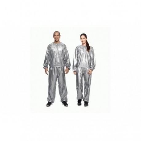 Costum de saune material vinil PVC ce accelereaza arderea grasimilor