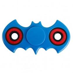 Jucarie Fidget Spinner Batman culoare Albastru, Jucarie ce inlatura stresul