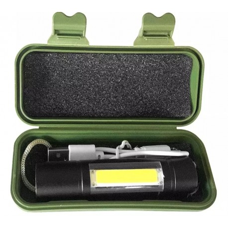 Lanterna Special,Cablu Incarcare,Luminozitate Absolut Extrema, Reducere de Consum de Baterie,Multifunctionala