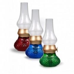 Lampa cu LED cu acumulator, compacta, reincarcabila prin USB, bateria 400mAh,