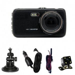 Camera auto 4inch, G-sensor, Inregistrare ciclica, Microfon incorporat, Night vision WDR, Camera Marsarier imagine techstar.ro 2021