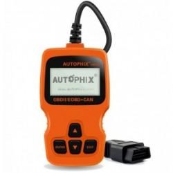 Scaner auto, Autophix OM123 Diagnosticati la timp codurile de eroare al motorului