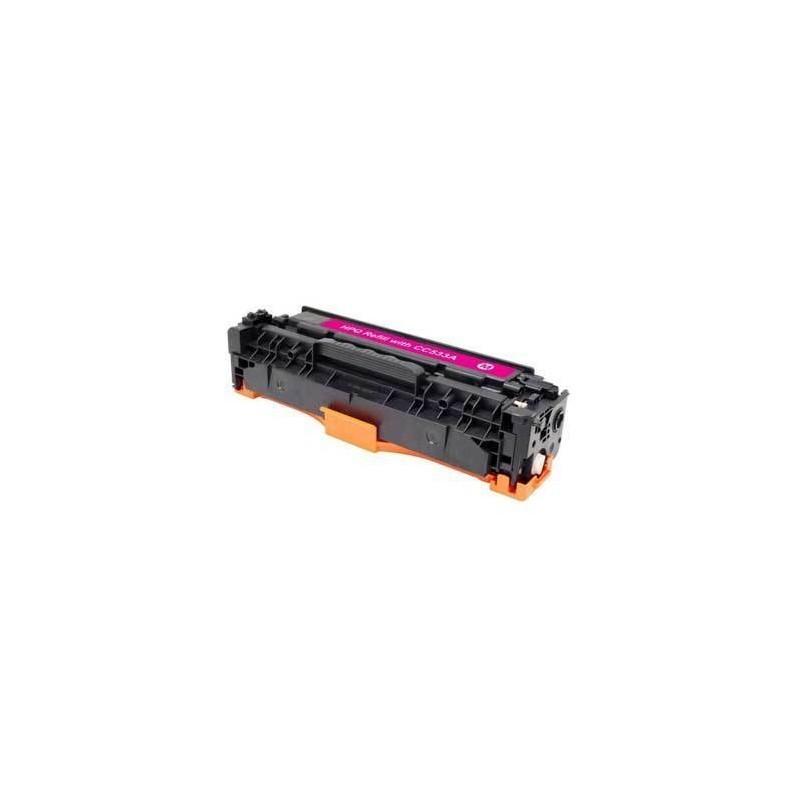 Cartus toner RETECH compatibil cu HP CC533A, CE413A, CF383A/ Canon 718 Magenta imagine techstar.ro 2021
