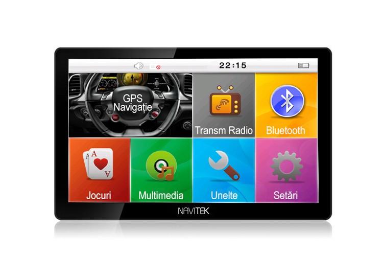 GPS Auto Navitek Premium 7 Bluetooth