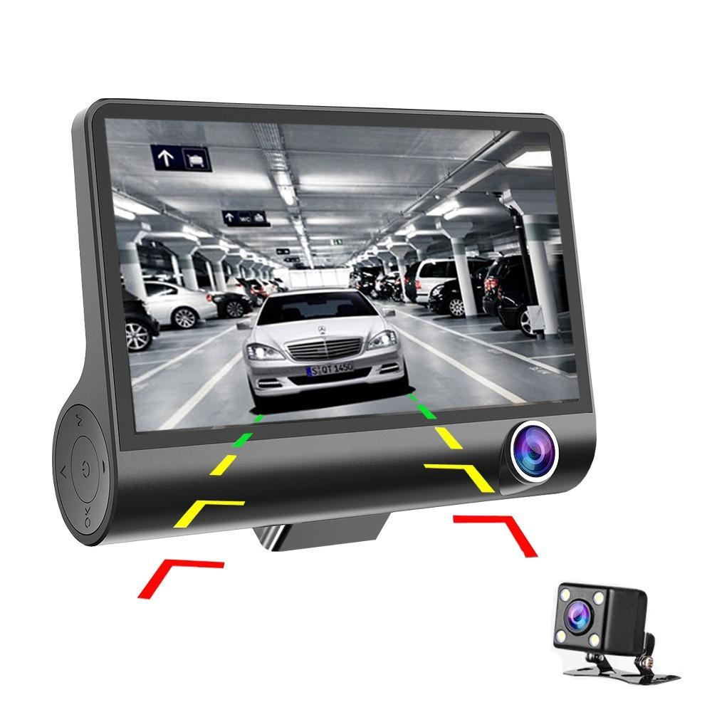 Camera auto, martor trafic, tripla - fata, marsarier si habitaclu imagine techstar.ro 2021