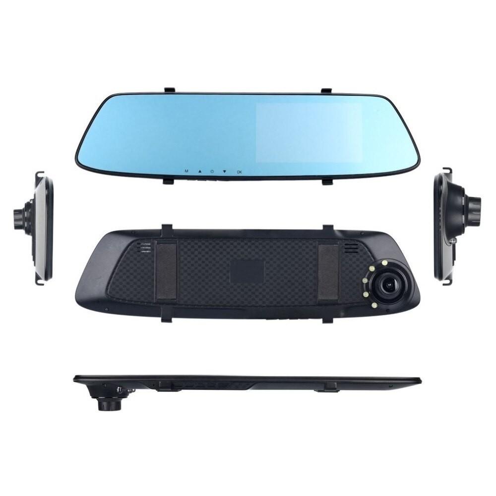 Camera auto, martor trafic, in oglinda retrovizoare fata si marsarier, 3.4