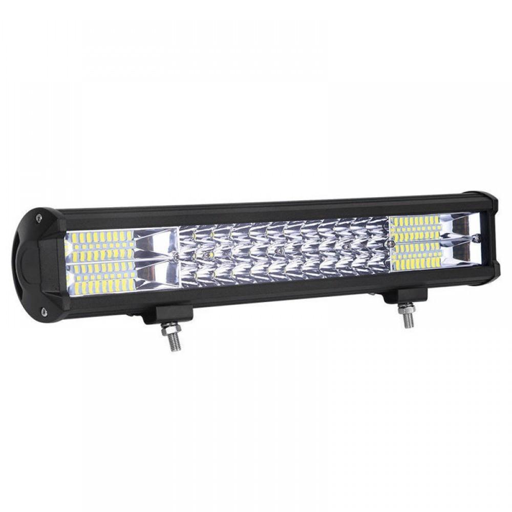 Proiector LED Bar, Off Road, 3 randuri leduri, 288W, 50cm imagine techstar.ro 2021