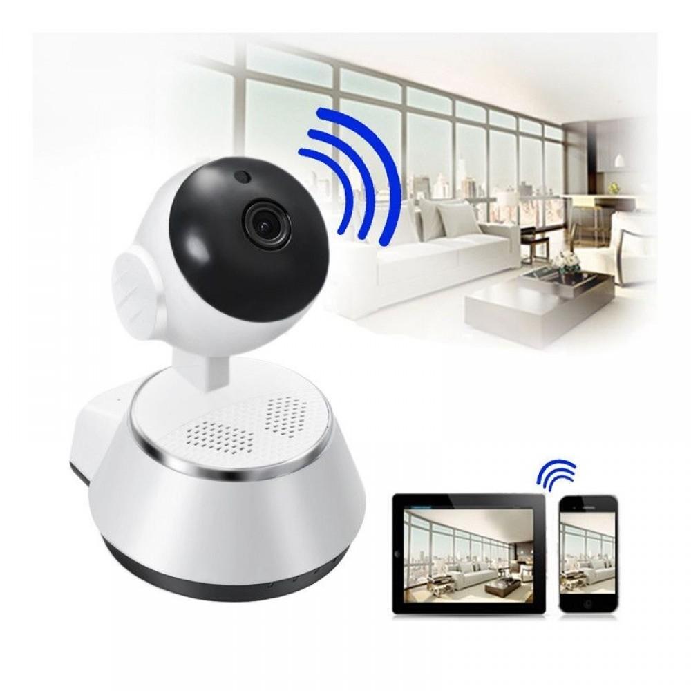 Camera Smart Wireless IP V380, HD. Model Q6S