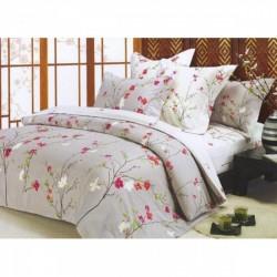 Lenjerie de pat pentru 2 persoane, 4 piese, Spring