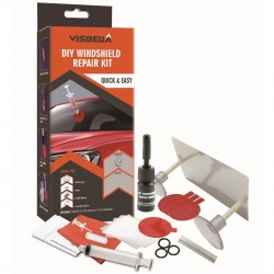 Kit Reparat Parbriz,Fisuri Parbriz Visbella Made for u.s.a Certificat European,Profesional,Calitate Americana