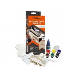 Kit pentru reparat materiale din piele Visbella made in u.s.a+cadou