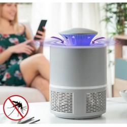 Lampa Anti Insecte cu Lumina UV si functie de aspirare