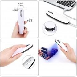 Sterilizator portabil cu lumina UV