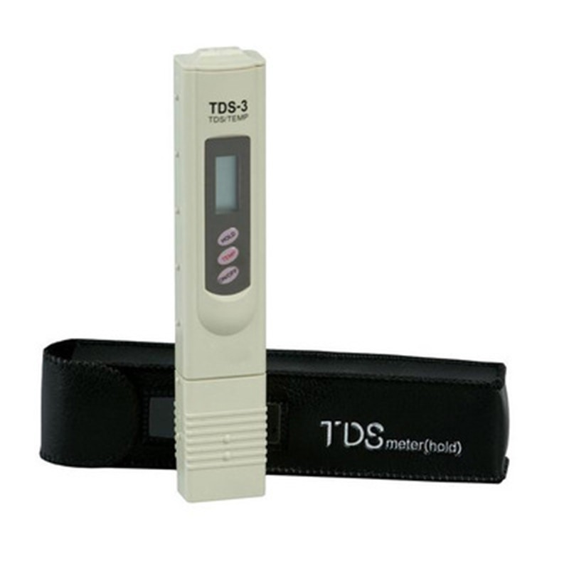 TDS-Metru Apa este un instrument ce masoara totalul solidelor dizolvate (TDS) intr-un lichid+cadou imagine techstar.ro 2021