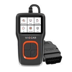 Diagnoza Viecar VP101, OBD2, Universal, Citire Eroari, Stergere Erori, Descriere Erori, Stare Baterie, Live Data