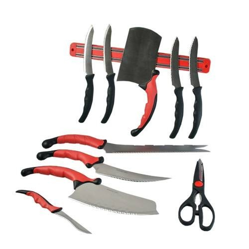 Set Cutite, Contour Pro Knives, 11 Piese, Otel imagine techstar.ro 2021