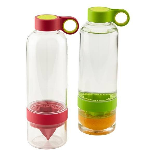 Sticla cu storcator si sita, Citrus, 800ml imagine techstar.ro 2021