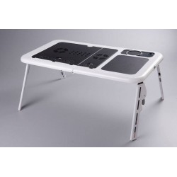 Masuta pentru laptop E-Table, Portabila, Pliabila