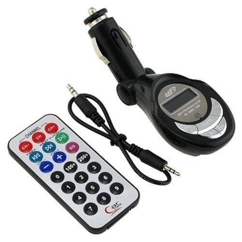 Modulator FM Auto, USB, AUX, MP3 Player imagine techstar.ro 2021