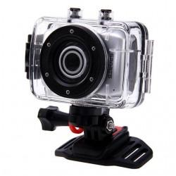 Camera video sport, subacvatica, HD + kit accesorii